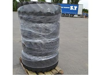 Wheels/ tires 16/70-4 Tyres c/w Rims (4 of) - 1352-4