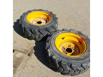 23x8.5-12 suit for JCB Miniexcavator Wheels (2 of) - wheels/ tires