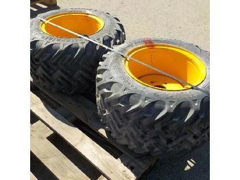 400/50-15 suit for JCB Miniexcavator Wheels (2 of) - wheels/ tires