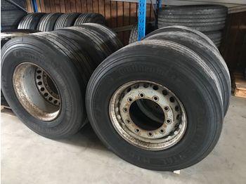 Wheels/ tires Continental Regional trafic