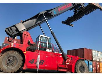 CVS Ferrari F478  - reach stacker