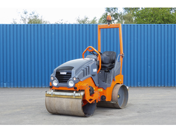 Hamm HD10VV - asfalto volus