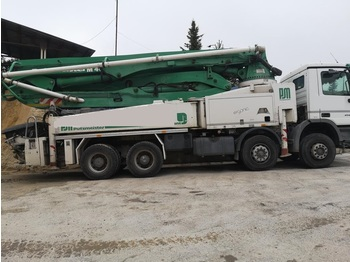 PUTZMEISTER BSF 42.5-16 H - betono siurblys