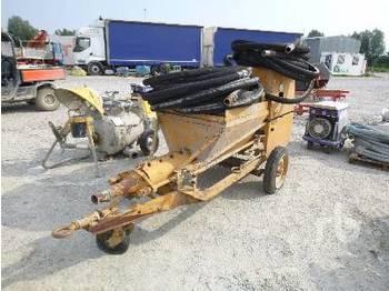 S8DST Trolley - betono siurblys