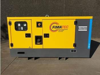 Atlas-Copco QES 40 NEW - elektrinis generatorius