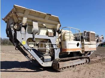Metso LT96 Low hours crusher  - smulkintuvas