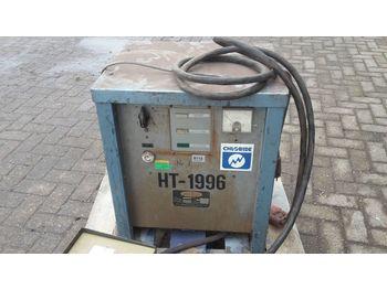 12 volt acculader - statybinė įranga