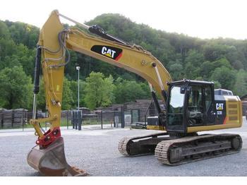 Caterpillar 323EL Odličo delovno stanje  - vikšrinis ekskavatorius