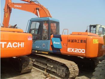 HITACHI EX200 - vikšrinis ekskavatorius