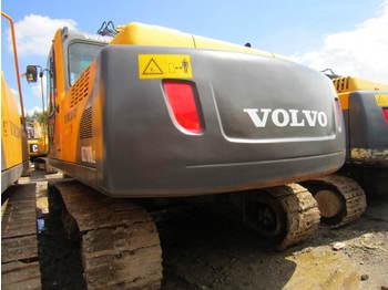 VOLVO EC210BLC - vikšrinis ekskavatorius