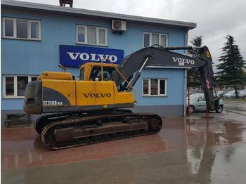 VOLVO EC210B NLC - vikšrinis ekskavatorius