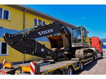 VOLVO EC220EL - vikšrinis ekskavatorius