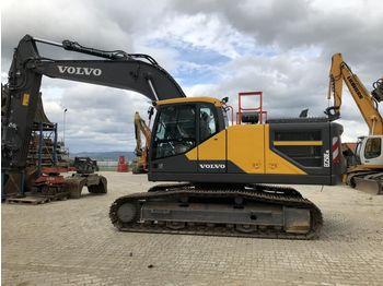 Vikšrinis ekskavatorius VOLVO EC 250E NL