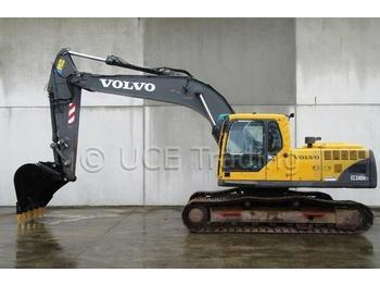 Vikšrinis ekskavatorius Volvo EC240BLC