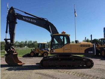 Volvo EC240CL - vikšrinis ekskavatorius