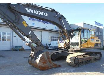 Vikšrinis ekskavatorius Volvo EC300DL: foto 1