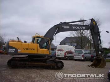 Volvo EC 240 C NL - vikšrinis ekskavatorius