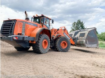 Doosan DL550-3 Hochkippschaufel Scania Motor  - kolovy nakladač