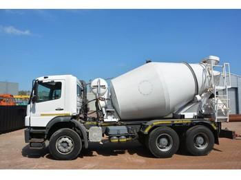 Mercedes-Benz Acor 2628 Mixer - míchačka betonové směsi