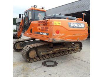 Pásové rýpadlo DOOSAN DX 225LC-3