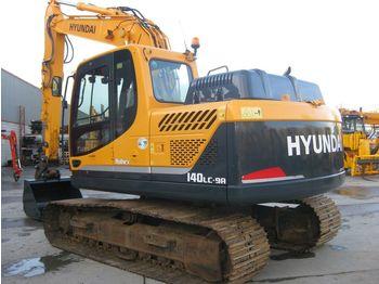Pásové rýpadlo HYUNDAI Robex 140 LC-9A
