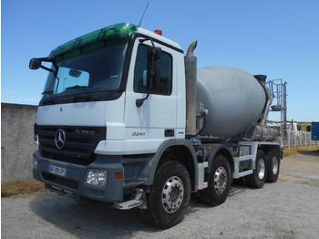 Mercedes Actros 3241 - бетонобъркачка