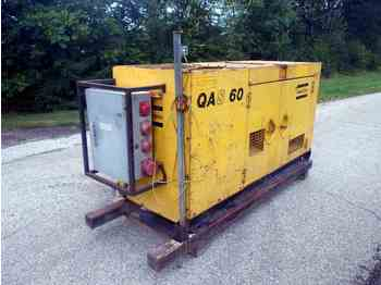 Електрогенератор Atlas Copco QAS 60