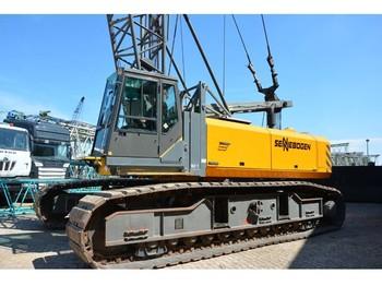 Sennebogen 670R 90 tons crane - верижен кран