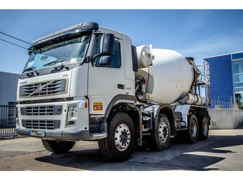 Volvo FM 440+BIG AXLES+MANUAL+BETONMIXER LIEBHERR - бетономешалка