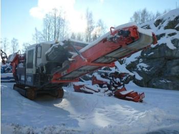 Sandvik UJ241 - дробилка