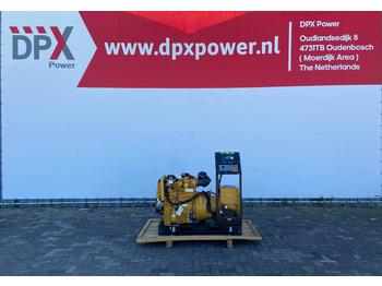 Caterpillar C4.4 Marine (CCRII) - 50 kVA Generator - DPX-25047  - электрогенератор