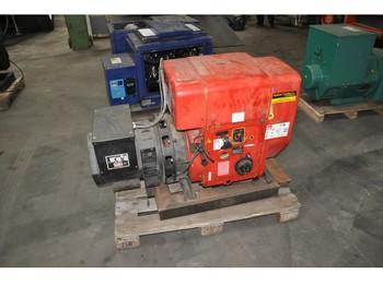 Hatz 2L41C Stamford 15 Kva - электрогенератор