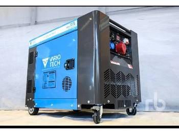 VARIO TECH VT-DG11000SE3 Silent Diesel - электрогенератор