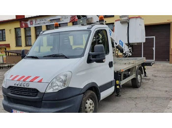 IVECO Daily 35S13/CTE162PRO H - грузовик с подъемником