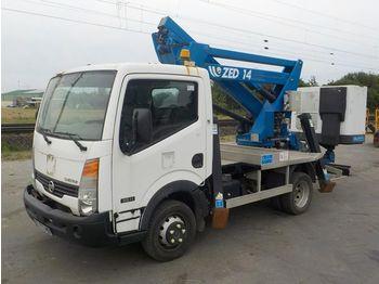 Nissan CABSTAR 35.11 - грузовик с подъемником