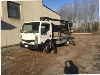 Socage DA 20 Nissan - грузовик с подъемником