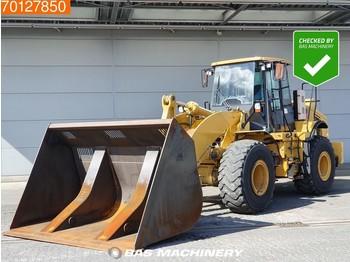 Caterpillar 962 H High tip bucket - good tyres - колёсный погрузчик