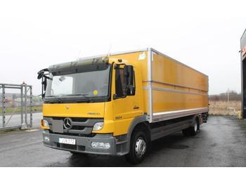 Mercedes-Benz 1524 L  - furgonas sunkvežimis