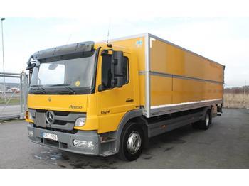Mercedes-Benz MERCEDES-BENZ 1524  - furgonas sunkvežimis
