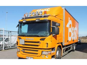 Scania P270DB4X2MLB  - furgonas sunkvežimis