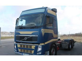 VOLVO FH 6X2 VOLVO FH 6X2 Euro 5  - konteineris-vežimus/ sukeisti kūną sunkvežimis