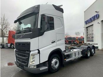 Konteineris-vežimus/ sukeisti kūną sunkvežimis Volvo FH460/Globe./6x2 BDF/Liftachse Spurhalteassisten: foto 1