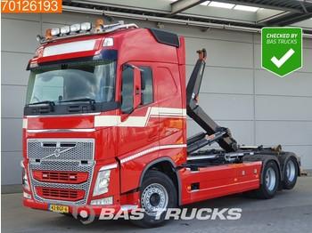 Konteineris-vežimus/ sukeisti kūną sunkvežimis Volvo FH 460 6X2 VEB+ Liftachse Euro 6