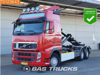 Konteineris-vežimus/ sukeisti kūną sunkvežimis Volvo FH 500 6X2 LZV NL-Truck VEB+ Liftachse EEV