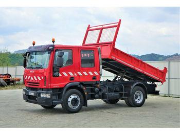 Savivartis sunkvežimis Iveco EUROCARGO 120E18 Kipper 3,70 m *Topzustand!