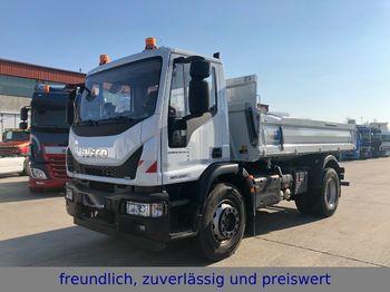 Savivartis sunkvežimis Iveco EUROCARGO M180 E32K*MEILLER-AUFBAU*WIE NEU*: foto 1