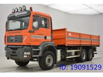 Savivartis sunkvežimis MAN TGA 26.360 - 6x4
