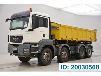 MAN TGS 32.400 - 8x4 - savivartis sunkvežimis