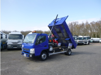 Mitsubishi Fuso Canter 7C15 4x2 RHD tipper - savivartis sunkvežimis