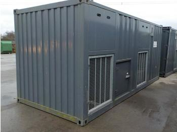 Swap body/ container 20' Container to suit Generator/Transformer